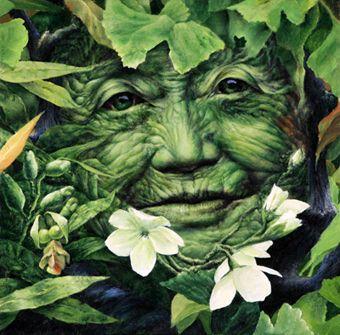 The Green Woman | Lynne Handy